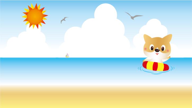 ダウンロード無料のフリーBGM:へっぽこ遊泳